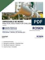 2013 04 ROSEN Slides