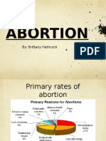 abortion powerpoint