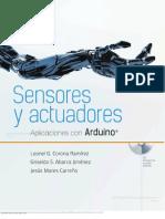 Sensores y Actuadores Aplicaciones Con Arduino