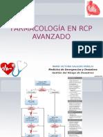 Farmacología en Rcp Avanzado