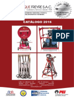 Enrique Freyre Catalogo 2016