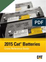 Catalogo de baterias CAT PEGP7801-07_2015_updated