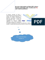 Word - Proteção de Documentos