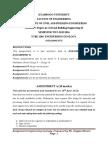 ASSIGNMENT Geology Kyambogo