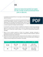 Selección de calibre en cables para construcción.pdf