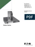 Eaton Evolution Manual