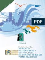 Mantenimiento y Control de Maquinaria de Buques y Embarcaciones