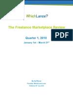 Freelance Market Review