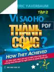 Vi Sao Ho Thanh Cong 2