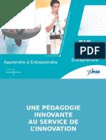 Formation Ingénieur Entreprendre INSA Lyon