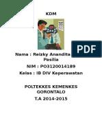 Reizky Anandita Agung Pasilia KDM