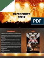 CONCIERTO DE ADELE