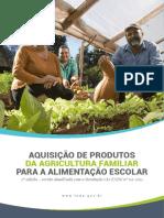 Pnae Manual Aquisicao de Produtos Da Agricultura Familiar 2 Ed
