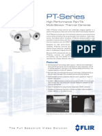 FLIR PT Series Datasheet