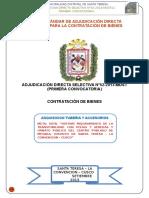 Ads-52-Tuberia y Accesorios -Centro Poblado de Santa Teresa Ferrotec