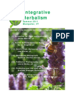 Integrative Herbalism