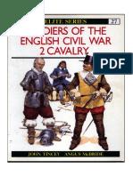 Osprey - ELI 027 - Soldiers of the English Civil War (2) Cavalry.pdf