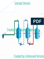 Chemical Production PFD