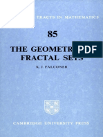 Kenneth Falconer - The Geometry of Fractal Sets