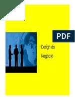 Design Do Negócio