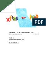 edu5ldp at2a differentiated unit nina hamilton-grundy