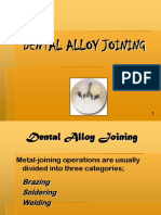 C&B Dental Alloy Joining