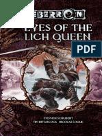 D&D 3.5 - Eberron - Adevnture - Eyes of the Lich Queen.pdf