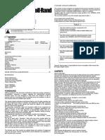 Manual Compresor IR