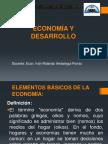 Economia y Desarrollo