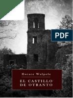 Horace Walpole - El Castillo De Otranto.pdf