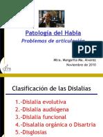 Patología Del Habla- Problemas de Articulación-1[1]