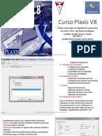 Curso Plaxis V8 Ejemplo 2