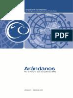 Conglomerado Arandanos Uruguay
