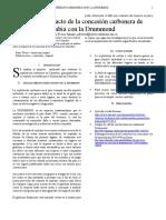Analisis del impacto de la concesión carbonera de Colombia a la Drummond - Interventoria UD