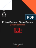PrimeFaces OmniFaces Powers Combined Sample