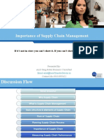 Retail Supply Chain Management Basics