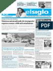 Edición Impresa Elsiglo 26-11-2016