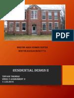 Residential Design Ii_w6a1_treddle T_ Final