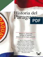 AA. VV. - Historia Del Paraguay [29513] (r1.1)