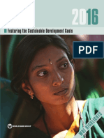 Wdi 2016 Highlights Featuring Sdgs Booklet