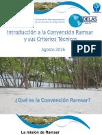 Introducción Convención Ramsar