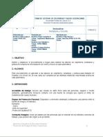 Procedimiento Soldadura y Oxicorte Plantas PM Rev03