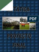 Proyecto Final Estatica