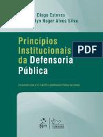Princípios Institucionais Da Defensoria - Franklyn Roger - 2014
