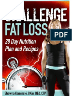 28 Day Nutrition