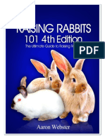 Raising Rabbits 1014 the Dition