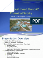 water treatment plant chemical safety presentation complete final 1