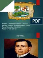 Estado de Coahuila 25