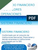 Mercado Financiero y de Valores Productos y Servicios Bancarios