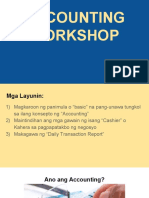 Basic Accounting and Financial Management - GK Cox and Molave